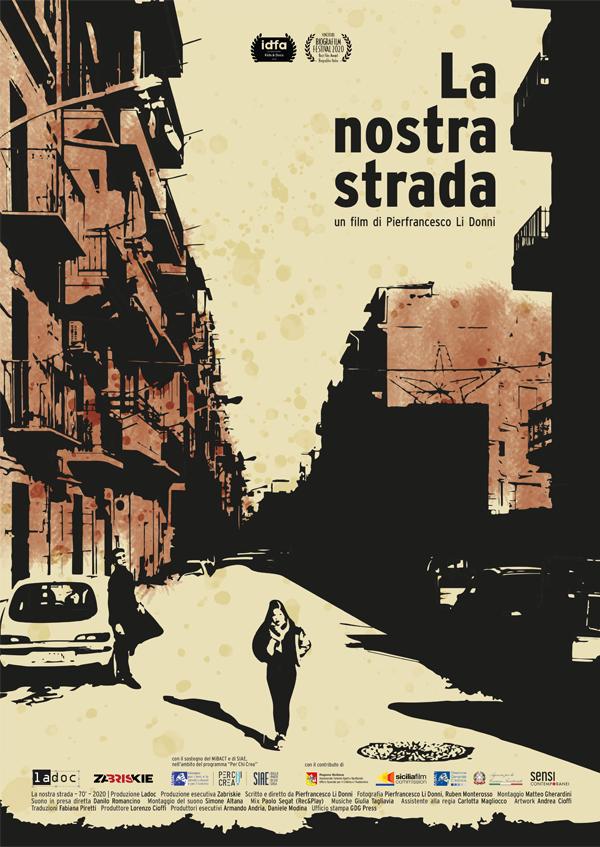 La nostras strada vince il Biografilm Italian Award